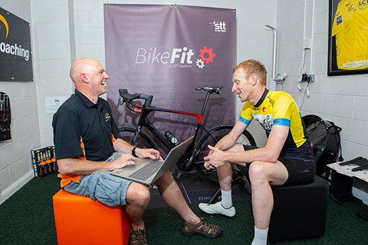 Velo Coaching offer cycling coaching and technical advice