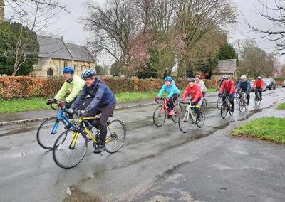 Velo Coaching, Driffield offer coach led rides
